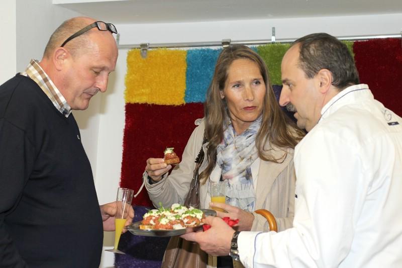 Johann Lafer besucht MARE